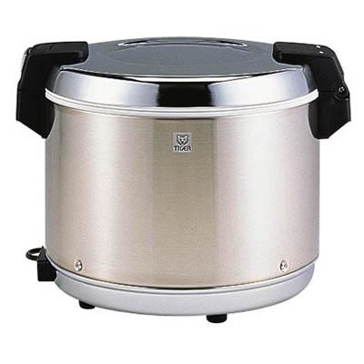 タイガー ほかほか「炊きたて」のおいしさを保つ保温専用電子ジャー JHA-540A-STN