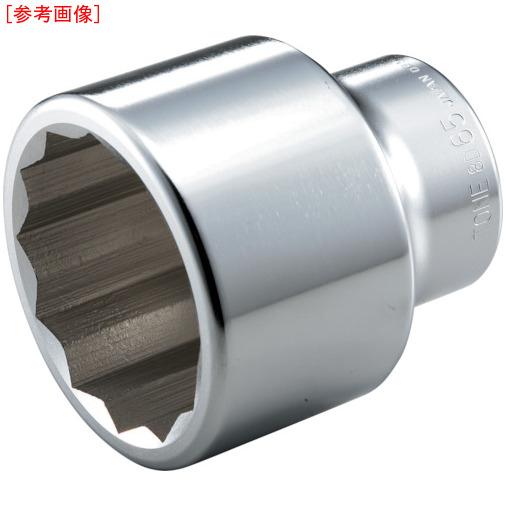 前田金属工業 TONE ソケット(12角) 63mm 8D-63 8D-63