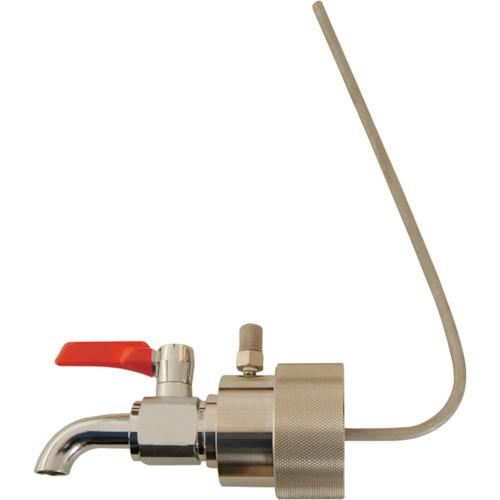 アクアシステム アクアシステム ペール缶用コック (油・オイル・洗剤)40mm専用 BVA-40P
