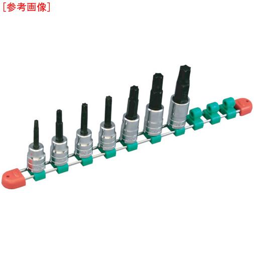 京都機械工具 KTC 12.7sq.T型トルクスビットソケットセット[7コ組] TBT407T TBT407T