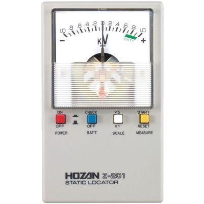 ホーザン HOZAN 静電気チェッカー スタティックロケーター Z-201 Z-201