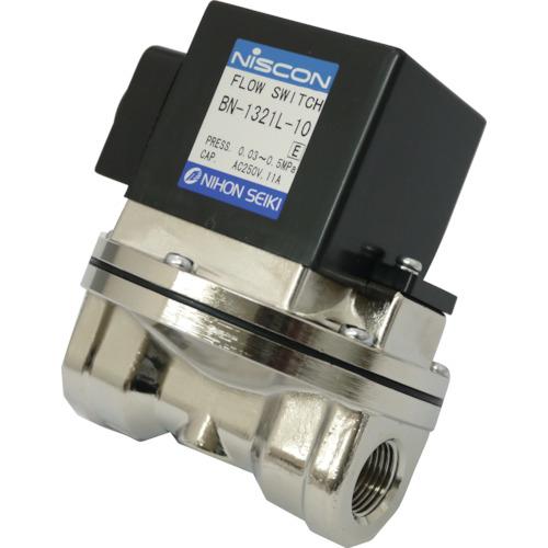 日本精器 日本精器 フロースイッチ 10A 低流量用 BN-1321L-10