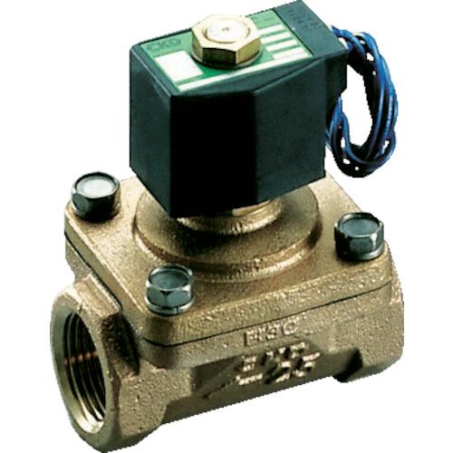 CKD CKD パイロット式2ポート電磁弁(マルチレックスバルブ) AP11-25A-C4A-AC200V 4547431003935
