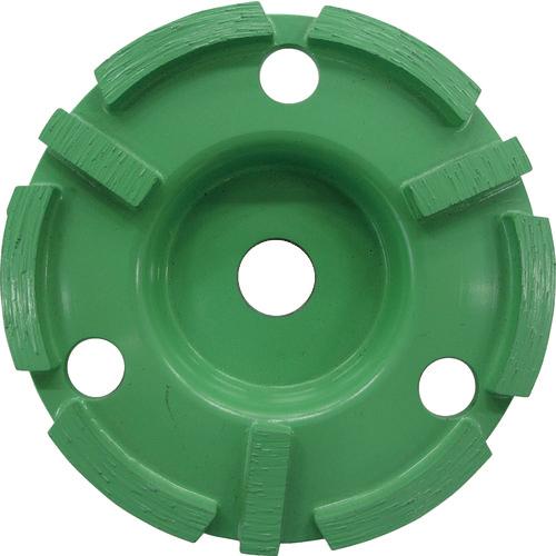 ロブテックス エビ ダイヤモンドカップホイール乾式汎用品 ダブルカップ CDP-4