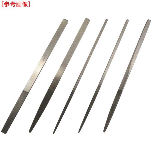 ロブテックス エビ 鉄工ダイヤヤスリ 5本組 セット K5-SET