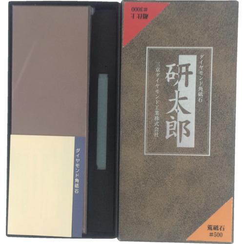 三京ダイヤモンド工業 三京 ダイヤモンド角砥石 研太郎500/3000 ZF-70W ZF-70W