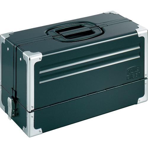 前田金属工業 TONE ツールケース(メタル) V形3段式 マットブラック BX331BK BX331BK