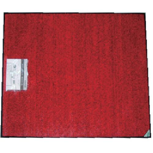 山崎産業 コンドル (吸水用マット)ECOマット吸水 #15 赤 F-166-15-RD
