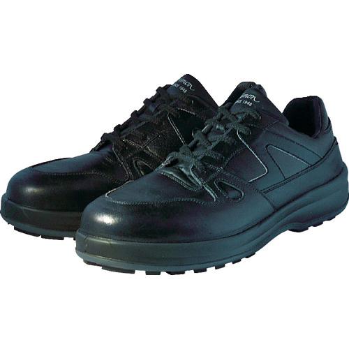 シモン シモン 安全靴 短靴 8611黒 25.0cm 8611BK-25.0