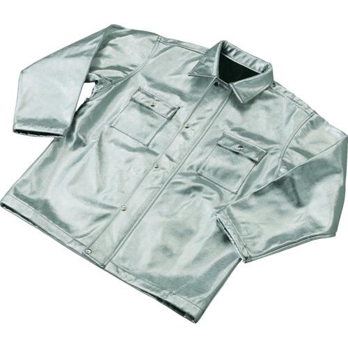 トラスコ中山 TRUSCO スーパープラチナ遮熱作業服 上着 Lサイズ TSP-1L