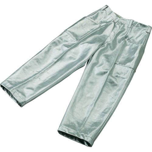 トラスコ中山 TRUSCO スーパープラチナ遮熱作業服 ズボン Mサイズ TSP-2M