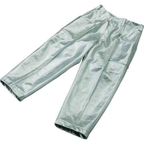 トラスコ中山 TRUSCO スーパープラチナ遮熱作業服 ズボン XLサイズ TSP-2XL