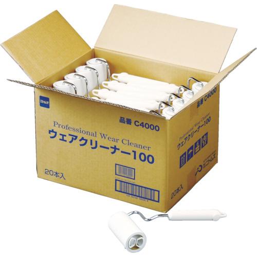 ニトムズ 【20個セット】ニトムズ プロフェッショナルウェアクリーナー100 C4000