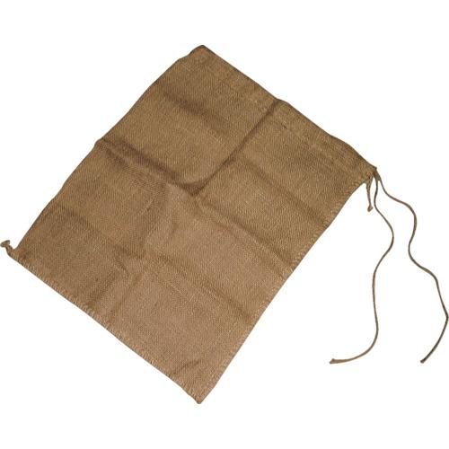 萩原工業 【100個セット】萩原 麻袋 口紐付き 48cm×62cm KBM-4862