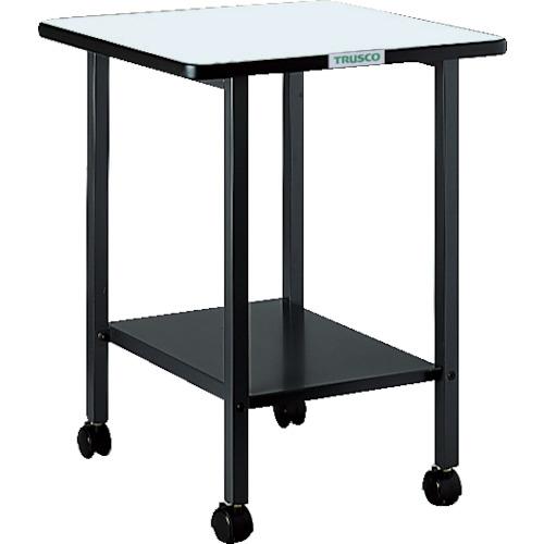 トラスコ中山 TRUSCO ELS型補助テーブルキャスター付500X500X640 ELS-500C