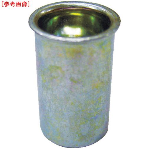 ロブテックス エビ ナット(1000本入) Kタイプ スティール 5-3.2 NSK5M