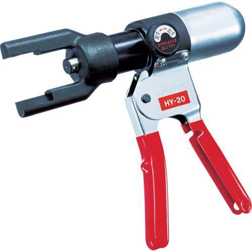 ロブテックス エビ 手動油圧式フレアスエジングツー FSH20