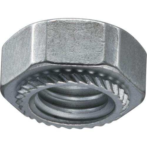 ポップリベットファスナーPO POP カレイナット/M6、板厚0.9ミリ以上、S6-09(500個) S6-09 S6-09