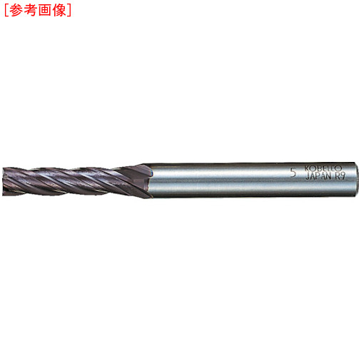 三菱マテリアルツールズ 三菱K 超硬ミラクルエンドミル9.5mm VC4JCD0950