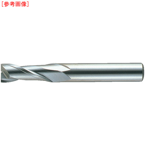 三菱マテリアルツールズ 三菱K 超硬ノンコートエンドミル10.0mm C2MSD1000