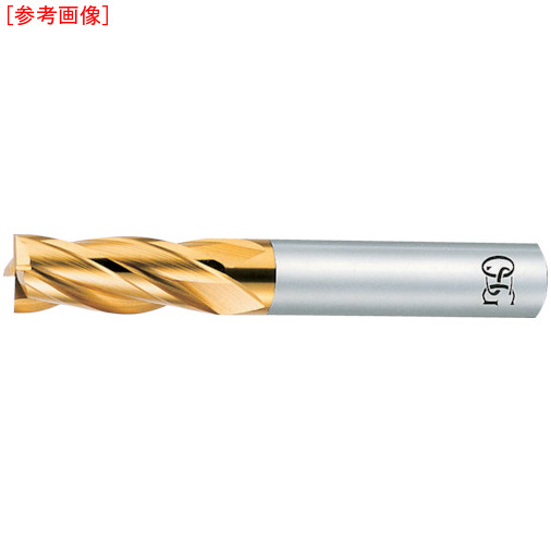 オーエスジー OSG ハイスエンドミル TIN 多刃ショート 20 88230 EX-TIN-EMS-20