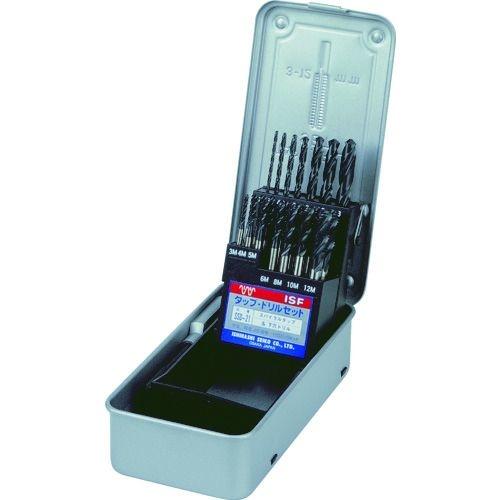 イシハシ精工 IS スパイラルタップ・ドリルセット SSD-21