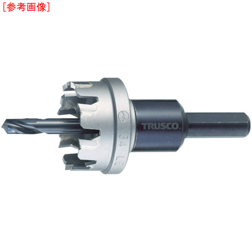 トラスコ中山 TRUSCO 超硬ステンレスホールカッター 130mm TTG130