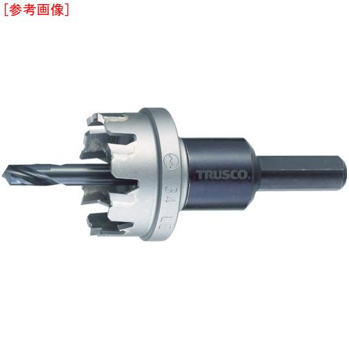 トラスコ中山 TRUSCO 超硬ステンレスホールカッター 140mm TTG140