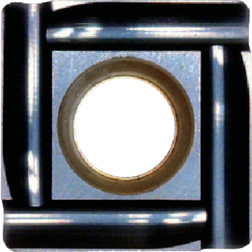 富士元工業 【12個セット】富士元 ウラトリメン-C専用チップ 超硬M種 TiAlN NK6060 SPET06T104-Mtia