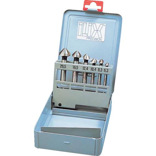 イリックス ILIX カウンターシンクセット6本組 6277-S 6277-S