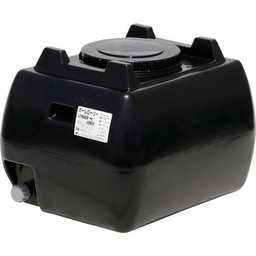 スイコー スイコー ホームローリータンク200 黒 HLT-200(BK)