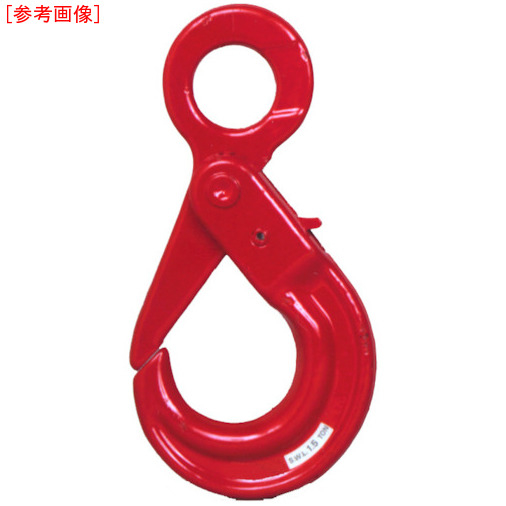 日本クランプ 日本クランプ 安全ロック付セーフィフック SFB-4.3 SFB-4.3