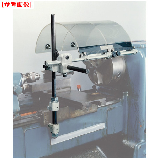 【誠実】 LD-124:激安!家電のタンタンショップ フジツール フジ マシンセフティーガード 旋盤用 ガード幅400mm 2枚仕様-DIY・工具
