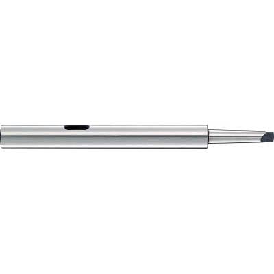 トラスコ中山 TRUSCO ドリルソケット ロングタイプ MT1×2×200 TDCL-12-200 (TDCL12200) TDCL-12-200