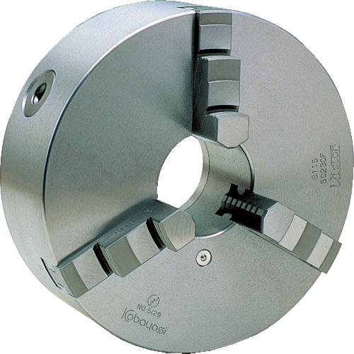 小林鉄工 ビクター スクロールチャック SC230F 9インチ 3爪 一体爪 SC230F