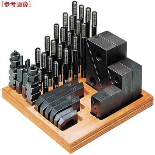 スーパーツール スーパーツール クランピングキット(M12)T溝:16 S1612-CK