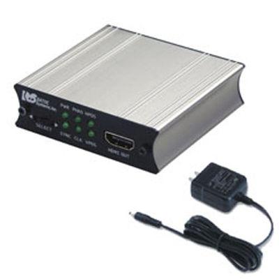 ラトックシステム VGA to HDMI変換アダプタ(オーディオ対応) AC給電モデル REX-VGA2HDMI-AC
