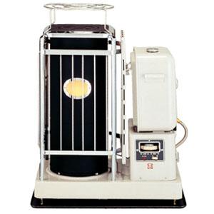 コロナ ポット式輻射 中央設置シリーズ 業務用タイプ〈抱きタンク式〉【暖房のめやす木造29畳コンクリート46畳】 SV-1512BS