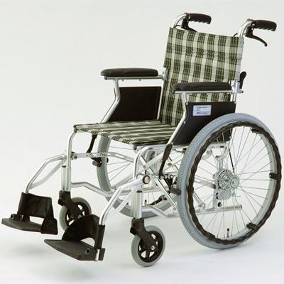 MIWA HTB-20D 車椅子 OTM-11862