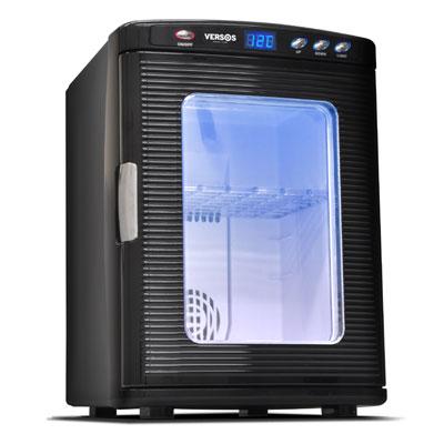 ベルソス ポータブル冷温庫25L (ブラック) VS-404-B