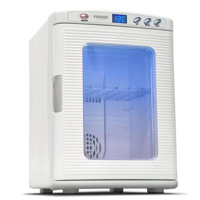ベルソス ポータブル冷温庫25L (ホワイト) VS-404-W