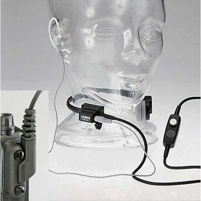 アルインコ 【DJ―DP10用オプション】咽喉マイク 防水コネクター EME-43A