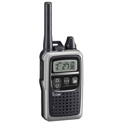 アイコム 【IC―4300S】特定小電力トランシーバー/シルバー IC-4300S