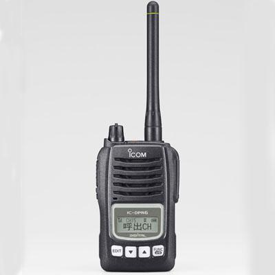 アイコム 【IC―DPR6】携帯型デジタルトランシーバー IC-DPR6