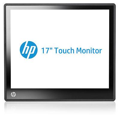 日本HP <L6017tm>17インチ スクエア タッチパネル 液晶ディスプレイ(1280x1024/DisplayPort/HDMI/VGA/LED/アンチグレア/TNパネル/静電容量式) A1X77AA#ABJ【納期目安:追って連絡】