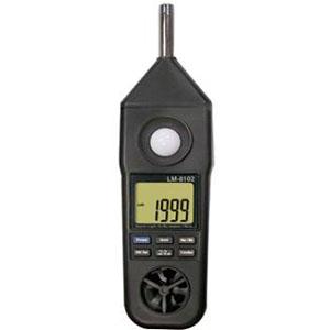 マザーツール マルチ環境測定器 LM-8102