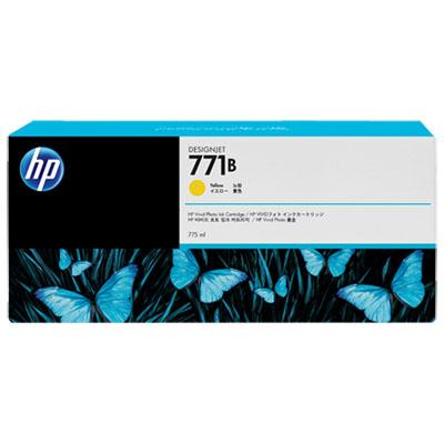 日本HP HP771B インクカートリッジ イエロー B6Y02A