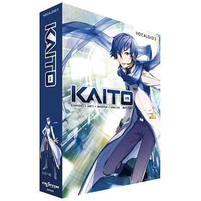クリプトン・フューチャー・メディア VOCALOID3 KAITO V3 KAITO_V3【納期目安:1週間】