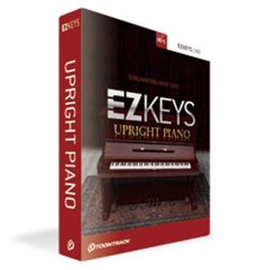 クリプトン・フューチャー・メディア EZ KEYS - UPRIGHT PIANO ソフトウェア音源(アップライトピアノ) EZKEYUP【納期目安:1週間】