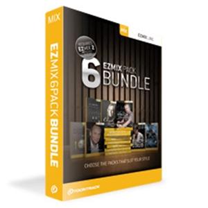 クリプトン・フューチャー・メディア EZ MIX 6PACK BUNDLE お好きなEZ MIX 2拡張パックを6個選べるバンドルパッケージ EZM6B【納期目安:1週間】